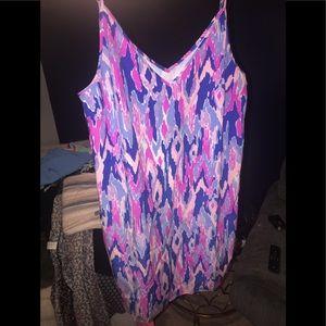 Lena slip dress XL $90. NWT